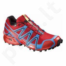 Sportiniai bateliai  bėgimui  Salomon trail Speedcross 3 GTX Radiant M L38154300
