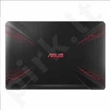 Asus FX Series (Gaming) FX504GD Black/red