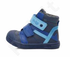 D.D. step mėlyni batai su pašiltinimu 22-27 d. da031348