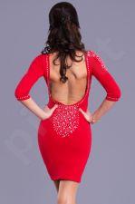 EVA&LOLA suknelė - raudona 7910-2
