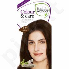 Colour & Care ilgalaikiai plaukų dažai be amoniako Espresso
