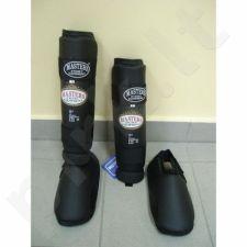 Apsaugos kojoms ir pėdoms MASTERS NS-2 juodas