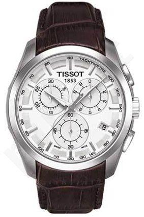 Laikrodis TISSOT COUTURIER  T0356171603100