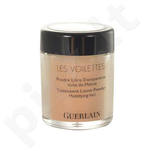 Guerlain Les Voilettes Loose pudra, kosmetika moterims, 3g, (testeris), (4 Doré)