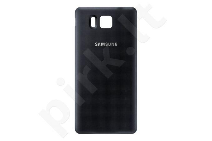 Samsung Galaxy Alpha išorinės baterijos rinkinys juodas