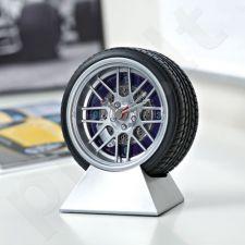 """Stalinis laikrodis """"Automobilio ratas"""""""