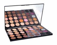Makeup Revolution London Pro HD, Palette Amplified 35, akių šešėliai moterims, 29,995g, (Neutrals Warm)