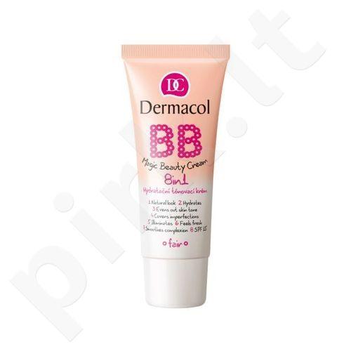 Kremas su atspalviu Dermacol BB Magic Beauty Cream, 30ml, (Shade nude)