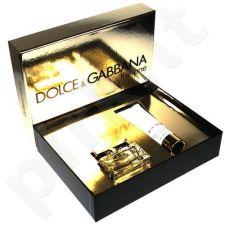 Dolce & Gabbana (EDP 30 ml + 50 ml kūno losjonas) The One, rinkinys moterims