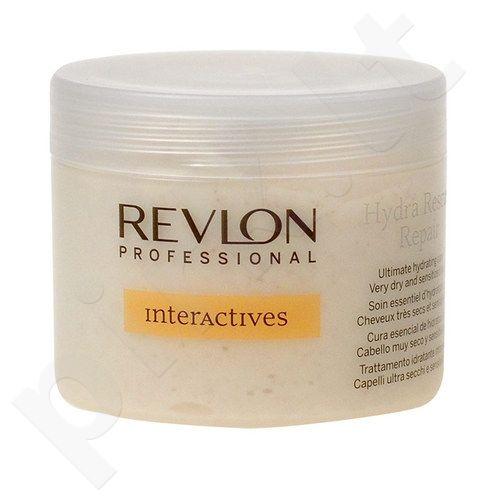 Revlon Interactives drėkinanti plaukų kaukė, kosmetika moterims, 450ml
