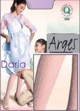 Ažūrinės pėdkelnės mergaitėms DARIA (mėlyna)