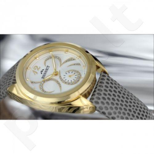 Moteriškas laikrodis BISSET Cecolino BSAD41GISX03BX
