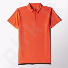 Marškinėliai tenisui Adidas Uncontrol Climachill Polo M S27232
