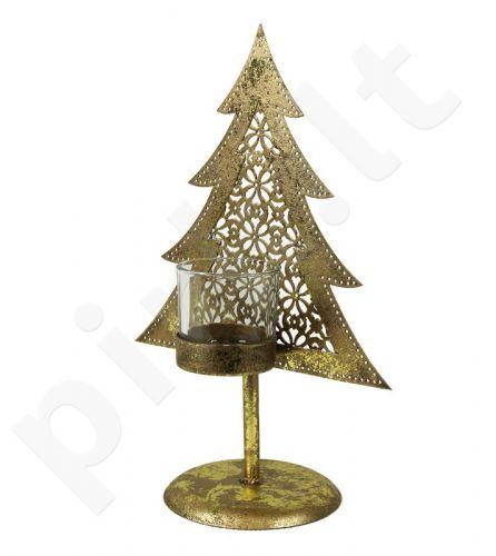 Metalinis dekoro elementas Medis 103702