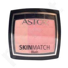 Astor Skin Match skaistalai, kosmetika moterims, 8,25g, (001 Rosy Pink)