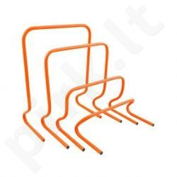 Vikrumo barjeras treniruotėms 30cm PVC