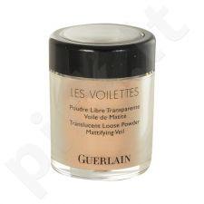 Guerlain Les Voilettes Loose pudra, kosmetika moterims, 3g, (testeris), (2 Clair)