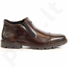 Odiniai auliniai batai Rieker 12194-25