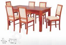 Stalas MODENA I + 6 kėdės NILO III