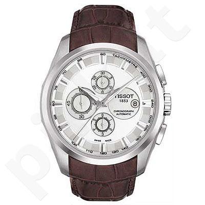 Laikrodis TISSOT COUTURIER  T0356271603100