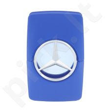 Mercedes-Benz Mercedes-Benz Man, Blue, tualetinis vanduo vyrams, 100ml