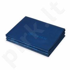 Sudedamas kilimėlis jogui Gaiam Blue Sundial 62214