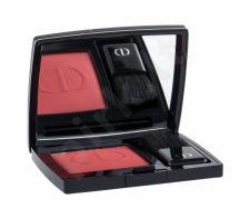 Christian Dior Rouge Blush, skaistalai moterims, 6,7g, (999 Rouge Iconique)