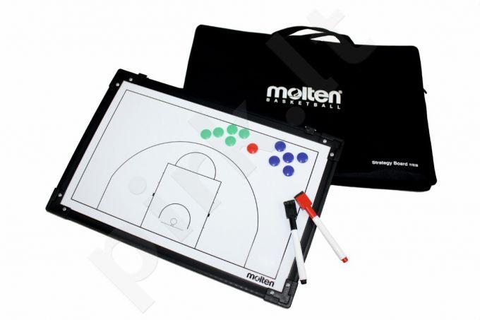 Planšetas krepš treneriui MSBB