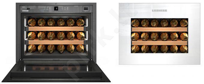 Įmontuojamas šaldytuvas vynui LIEBHERR WKEgw 582