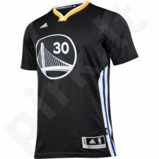 Marškinėliai krepšiniui Adidas Replica Swingmann Golden State Warriors Stephen Curry M A45919