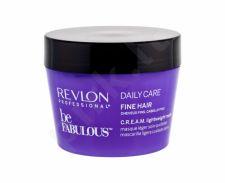 Revlon Professional Be Fabulous, Daily Care Fine Hair, plaukų kaukė moterims, 200ml