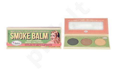 TheBalm Smoke Balm Volume 2 Eye Palette, kosmetika moterims, 10,2g