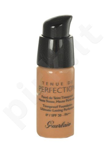 Guerlain Tenue De Perfection kreminė pudra, kosmetika moterims, 15ml, (testeris), (05 Beige Foncé)