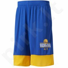 Šortai krepšiniui Adidas Basics Golden State Warriors M B45416