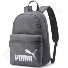 Kuprinė Puma Phase Backpack pilka 075487 36