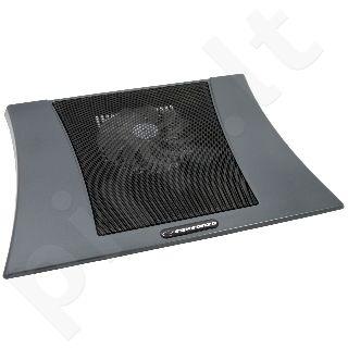 Aušinimo stovas Esperanza EA106 15,6'-17', 1 vent., LED