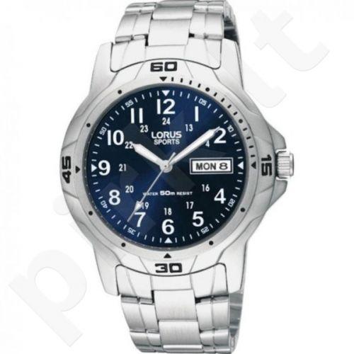 Vyriškas laikrodis LORUS RXN51BX-7