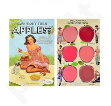 TheBalm How Bout Them Apples? Lip & Cheek kremas Palette, kosmetika moterims, 20g