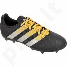 Futbolo bateliai Adidas  ACE 16.3 FG/AG Jr AQ5323