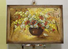 Paveikslas G95918 Gėlės 71x101cm