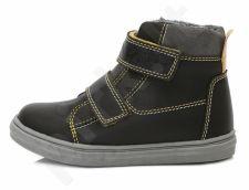 D.D. step juodi batai su pašiltinimu 28-33 d. da061639a