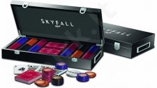 Pokerio žetonų rinkinys Skyfall Luxury 300
