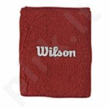 Riešinės Wilson Double Wristbands Double Poignet 2vnt WR5600390