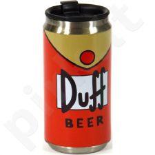 "Simpsonų termo puodelis ""Duff beer"""