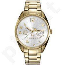 Esprit ES108922002 Secret Garden Gold moteriškas laikrodis