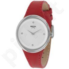 Moteriškas laikrodis Boccia Titanium 3276-05