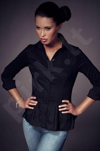 Marškiniai  43-L juodi L dydis