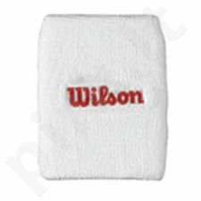Riešinės Wilson Double Wristbands Double Poignet 2vnt WR5600310