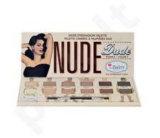 TheBalm Nude Dude Volume 2 akių šešėliai Palette, kosmetika moterims, 9,6g