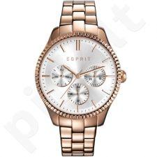 Esprit ES108942003 Spžiedas Rose Gold moteriškas laikrodis